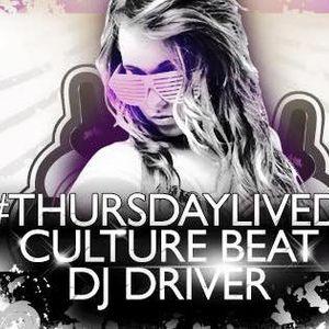 DJ DRIVER - Culture Beat / live@channels (13.9.2015)