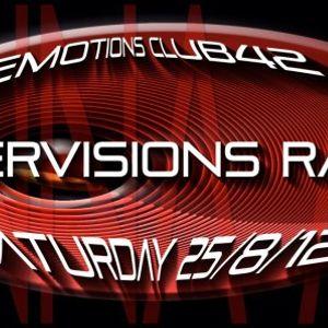 Holly ♪J♪ Emotions: Club 42 * Innervisions Radio * Deanna Avra's Birthday Bash 8.25.12