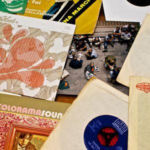 "7""s of Crackling Vinyl"