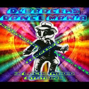 DJ Badger Dance Mania Show 8 26-02-2014