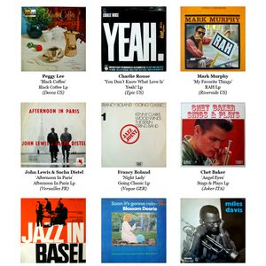 Jazz For A Sunday Afternoon (March 2012 list)
