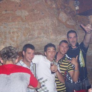 OSCAR GARZÓN aka RAKXO - Live @ Tristán, Ciudad Rodrigo (30 Agosto 2008)
