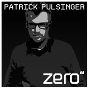zero'' // podcast #002 - DJ Mix:Patrick Pulsinger