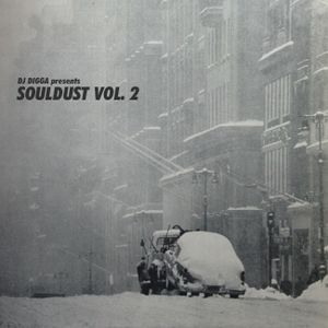 Souldust vol. 2 by DJ Digga (2013)