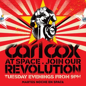 Carl Cox - Live At Space - The Revolution Opening Party (Ibiza) - 09-Jul-2013