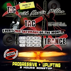 Tic Tac Trance #042 with Martin Mueller