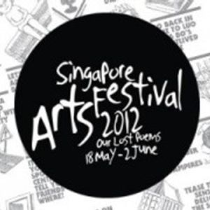 Singapore Arts Festival Mixset (May 2012)