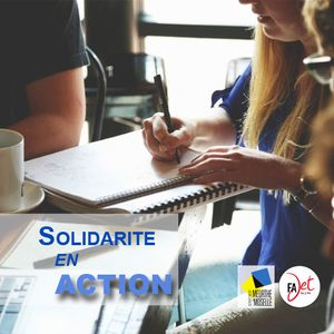 SOLIDARITE EN ACTION - AVRIL 2017