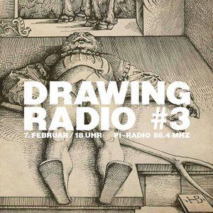Drawing Radio #3 / Radio Woltersdorf