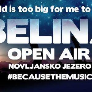 Belina Open Air Promo