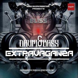 Drum & Bass Extravaganza 08/07/17 @ 22.00 G.M.T