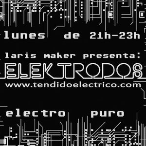 ELEKTRODOS New electro stuff. 28th october program. DJ Set from AMPER CLAP