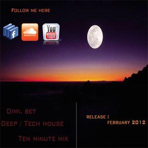 Deep / Tech House TenMinuteMix [FEB 2012]