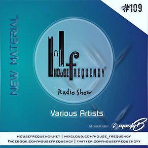 HF Radio Show #109 - Masta - B