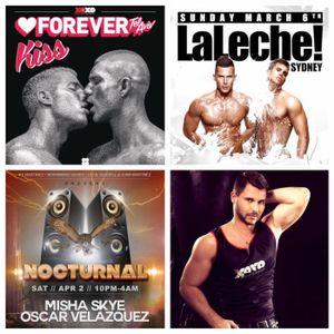MiSha Skye - Primetime 2016 (Forever TLV Kiss // Matinee La Leche // SF Nocturnal)