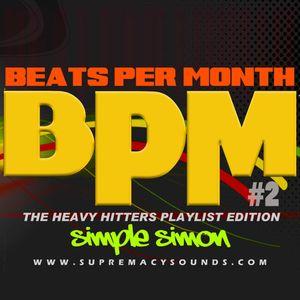 BPM Vol 02 (The Heavy Hitters Playlist Edition) CD2