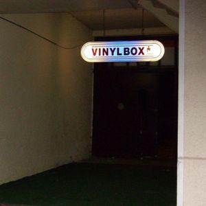 DJ Karbone @ Tribute to Vinylbox