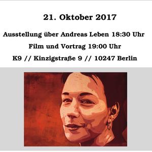 Vortrag Andrea Wolf