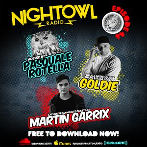 Night Owl Radio 046 ft. Goldie and Martin Garrix