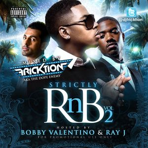 @DJFricktion - Strictly Rnb Vol 2 hosted by @BobbyV & @RayJ #OldSchoolRnb #2012