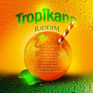 Tropikana Riddim Mix ▶Dancehall DEC 2017▶ (Goldmind Productions )Mix by Djeasy