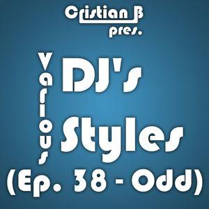 Various DJ's - Various Styles (Ep. 038)