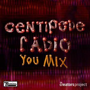 This Animal Mix Centipede Radio