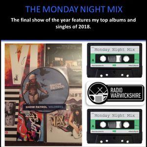 Monday Night Mix 35 for Radio Warwickshire