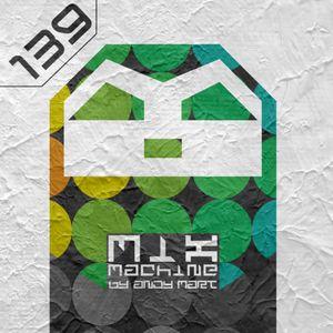 Andy Mart - Mix Machine@DI.FM 139