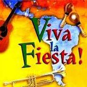 Dj Neonglass (NL) - VIVA LA FIESTA Vol 02 (Latin /Tribal/Afro House Mix)