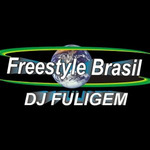 DJ Fuligem - CD Freestyle Parade 8.0 MIXED 29-12-11