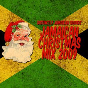 Distinctly Jamaican Sounds' Jamaican Christmas Mix 2009