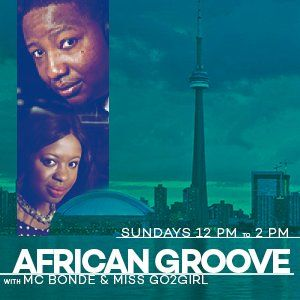 The African Groove Show - Sunday June 28 2015