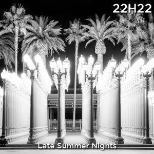 Late Summer Nights