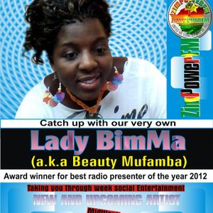 Chill Out With Lady BimMA