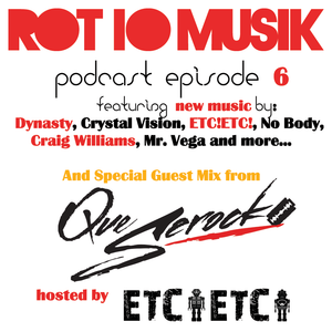 Rot10 Musik Podcast Episode 6