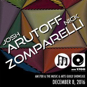 The Music & Arts Guild Showcase, Episode 032 :: Mac Starr & Nick Zomparelli :: 08 DEC 2016