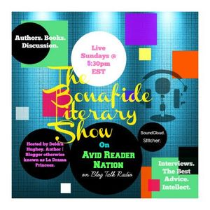 The Bonafide Literary Show S1 Ep11: Diverse Authors and Books