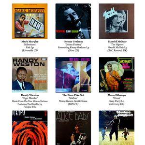 Dancefloor Jazz part III (December 2011)