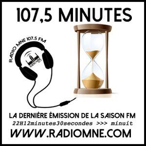 Les 107,5 dernières minutes de la première saison FM de Radio MNE