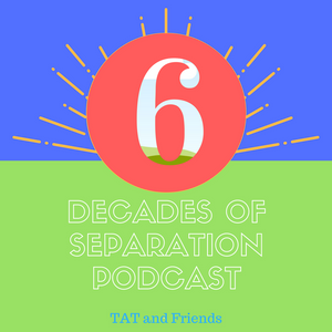 6 Decades of Separation #27 with special guest The Vinyl Librarian