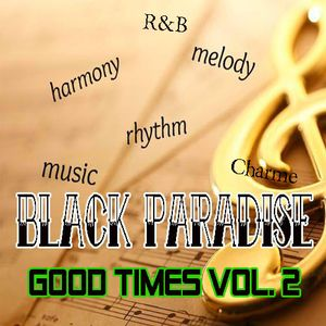 """GOOD TIMES"" VOL.2 (BLACK PARADISE )"
