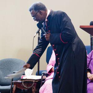 January 8, 2017 - Bishop E. R. Thomas