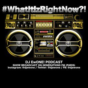 What It Iz Right Now?! - 2016/11-05 (Part 1)
