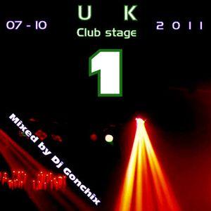 UK Club Stage (1) 07-10-2011