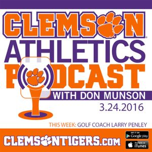 Clemson Athletics Podcast 3.24.2016