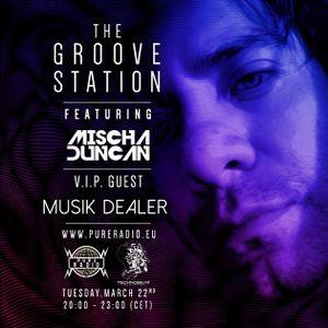 #019 Musik Dealer @ The Groove Station