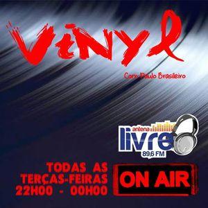 Vinyl - Antena Livre 89.6fm - E13 - 14-04-2015