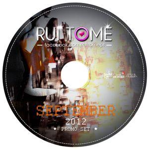 Rui Tomé - September 2012