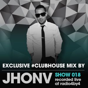 JhonV presents ClubHouse #018